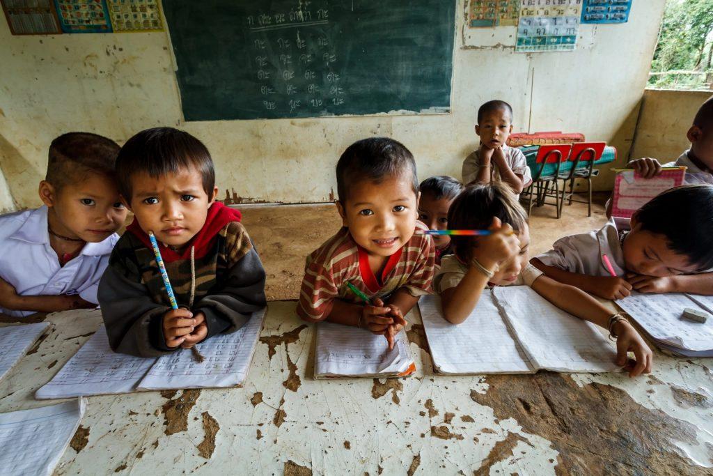 การศึกษาของนักเรียนไทย